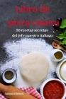 Libro de pizza casera Cover Image