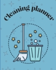 Cleaning planner Cover Image