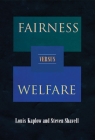 Fairness Versus Welfare Cover Image