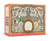 Pride and Puzzlement: A Jane Austen Puzzle: A 1000-Piece Jigsaw Puzzle Featuring Literature's Most Beloved Characters and Couples: Jigsaw Puzzles for Adults Cover Image