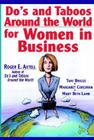 Do's and Taboos Around the World for Women in Business Cover Image