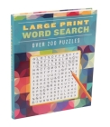 Large Print Word Search (Large Print Puzzle Books) Cover Image