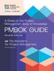 A Guide to the Project Management Body of Knowledge (PMBOK® Guide) - Seventh Edition Cover Image