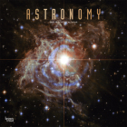 Astronomy 2021 Square Foil Cover Image