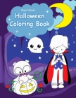 Halloween Coloring Book: Coloring Book For Kids Ages 4-8 Cover Image