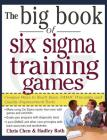 Big Book of 6 SIGMA Training Games Pro Cover Image
