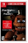 Five Nights at Freddy's Cover Image