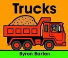 Trucks Board Book Cover Image