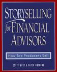 Storyselling for Financial Advisors Cover Image