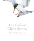 The Birds of Oliver James Note Card Set: Volume 2 Cover Image