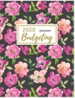 2020 Budgeting Planner: Pink Floral Monthly Budget Planner: Daily Weekly Monthly Budget Planner Workbook: 2020 Monthly Financial Budget Planne Cover Image