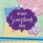 My Family Scrapbook Album Cover Image