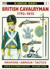 British Cavalryman 1792 1815 Cover Image