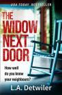 The Widow Next Door Cover Image