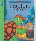 Franklin Snoops (A Franklin TV Storybook) Cover Image