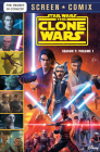 The Clone Wars: Season 7: Volume 1 (Star Wars) (Screen Comix) Cover Image
