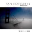 san francisco Golden gate Bridge Creative journal Cover Image