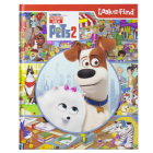 Illumination Presents the Secret Life of Pets 2 (Look and Find) Cover Image