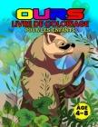 Ours Livre de Coloriage pour les Enfants: Un merveilleux livre d'ours pour les Adolescents, les garçons et les Enfants, un excellent livre de coloriag Cover Image