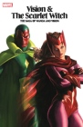 Vision & The Scarlet Witch - The Saga Of Wanda And Vision TPB Cover Image