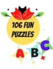 106 fun puzzles: mazes, sudoku, coloring and word search for smart kids 4-8 First word search puzzle book for kids Word for Word Wonder Cover Image