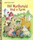 Old MacDonald Had a Farm (Little Golden Book) Cover Image