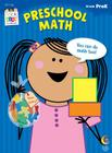 Preschool Math, Grade PreK Cover Image