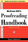 McGraw-Hill's Proofreading Handbook Cover Image