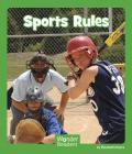 Sports Rules (Wonder Readers: Next Steps: Social Studies) Cover Image