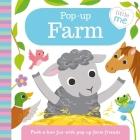 Pop-Up Farm: Peek-a-boo fun with pop-up farm friends Cover Image