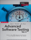 Advanced Software Testing, Volume 3: Guide to the ISTQB Advanced Certification as an Advanced Technical Test Analyst Cover Image