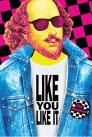 Like You Like It Cover Image