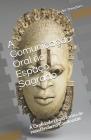 A Comunicação Oral no Espaço Sagrado: A Oralidade como forma de resistência no Candomblé Cover Image