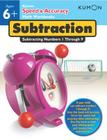 Subtraction: Subtracting Numbers 1-20 (Kumon Speed & Accuracy Workbooks) Cover Image