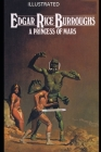 A Princess of Mars Illustrated Cover Image