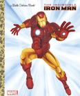The Invincible Iron Man (Marvel: Iron Man) (Little Golden Book) Cover Image