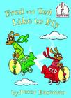 Fred and Ted like to fly Cover Image