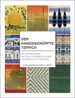The Der Handgeknüpfte Teppich: Ein Umfassender Aktueller Überblick Über Handgemachte Teppiche Cover Image