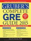 Gruber's Complete GRE Guide 2015 Cover Image