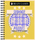 Brain Games - Sudoku Puzzles (a Fun and Brainy Puzzle Workout) Cover Image