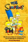 The Simpsons: The Treasure Book of Amazing Trivia (Trivia Quiz Books and Quotes) Cover Image