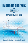 Harmonic Analysis for Engineers and Applied Scientists: Updated and Expanded Edition (Dover Books on Mathematics) Cover Image