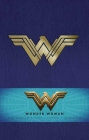 DC Comics: Wonder Woman Hardcover Ruled Journal Cover Image