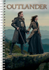 2021 Outlander 17-Month Weekly Planner Cover Image