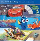 Disney*Pixar Read-Along Storybook and CD Box Set Cover Image