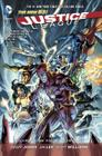 Justice League Vol. 2: The Villain's Journey (The New 52) Cover Image