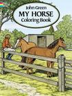 My Horse Coloring Book (Dover Nature Coloring Book) Cover Image