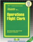 Operations Flight Clerk: Passbooks Study Guide (Career Examination Series) Cover Image