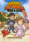 Around the World with Matt and Lizzy - China: Club1040.com Kids Mission Series Cover Image