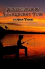 Adventures of Huckleberry Finn: New Illustrated Cover Image